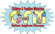 Children and Families Ministry Nelson Logo